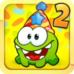 Cut the Rope 2 1.28.0 (Mod Unlimited Money)