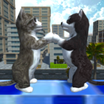 Cute Cat And Puppy World 1.0.6.3 (Mod Unlimited Money)