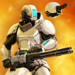 CyberSphere: TPS Online Action-Shooting Game 2.10  (Mod Unlimited Money)