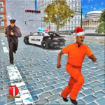 Drive Police Car Gangsters Chase : Free Games 2.0.08 (Mod Unlimited Money)