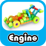 Engino kidCAD (3D Viewer) 4.4 (Mod Unlimited Money)