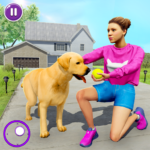 Family Pet Dog Home Adventure Game 1.2.7 (Mod Unlimited Money)