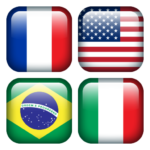 Flags of All Countries of the World: Guess-Quiz 1.95 (Mod Unlimited Money)
