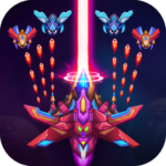 Galaxy Hunter: Space shooter 7.1.4 (Mod Unlimited Money)