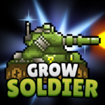 Grow Soldier – Idle Merge game 4.1.4 (Mod ADS PACK)