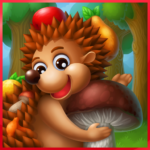 Hedgehog's Adventures: Story with Logic Games Free 2.2.0 (Mod Unlimited Money)
