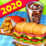 Hell's Cooking: crazy burger, kitchen fever tycoon 1.121 (Mod)