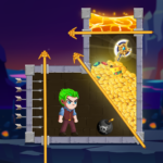 Hero pull the pin: Hero rescue 4.0 (Mod Unlimited Money)