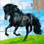 Horse Jigsaw Puzzles Game – For Kids & Adults 🐴 28.0 (Mod Unlimited Money)