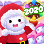 Ice Crush 2020 -A Jewels Puzzle Matching Adventure 3.6.3  (Mod Unlimited Coins)
