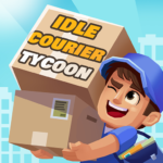 Idle Courier Tycoon – 3D Business Manager 1.13.1 (Mod Unlimited Money)