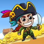 Idle Pirate Tycoon 1.5.5  (Mod Remove Ads)