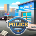 Idle Police Tycoon – Cops Game 1.2.2 (Mod Unlimited Money)