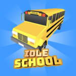 Idle School 3d – Tycoon Game 1.9.3 (Mod Unlimited Money)