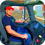 In Truck Driving: Euro new Truck 2020 2.2 (Mod Unlimited Money)