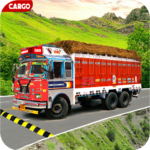 Indian Real Cargo Truck Driver 1.60 (Mod Unlimited Money)