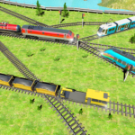 Indian Train City 2019 – Oil Trains Game Driving 5 (Mod Unlimited Money)