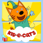 Kid-e-Cats: Puzzles for all family 1.0.12 (Mod Unlimited Money)