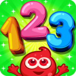 Learn Numbers 123 Kids Free Game – Count & Tracing 2.9 (Mod Unlimited Money)