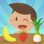 Learn fruits and vegetables – games for kids 2.1.1  (Mod Unlimited Money)