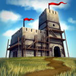 Lords & Knights – Medieval Building Strategy MMO 9.1.2  (Mod Unlimited Money)