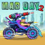 Mad Day 2: Shoot the Aliens 2.0 (Mod Unlimited Money)