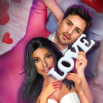 Magic Red Rose Story –  Love Romance Games 1.21 -googleplay (Mod Unlimited Money)