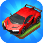 Merge Car game free idle tycoon 1. 2.46 (Mod Unlimited Money)