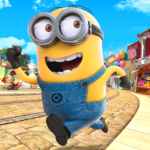 Minion Rush: Despicable Me Official Game 8.0.1a (Mod Unlimited Tokens)