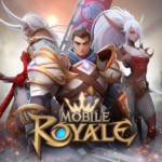 Mobile Royale MMORPG – Build a Strategy for Battle 1.21.1 (Mod Unlimited Money)
