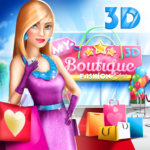 My Boutique Fashion Shop Game: Shopping Fever 10.0.4 (Mod Unlimited Money)