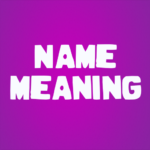 My Name Meaning 7  (Mod Unlimited Money)