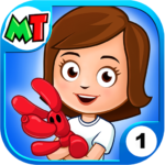 My Town: Home Dollhouse: Kids Play Life house game  (Mod Unlimited Money) 6.12