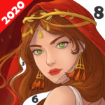 Paint Color: Coloring by Number for Adults 7.5.2 (Mod Unlimited Money)
