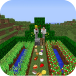 Pam Harvest mod for MCPE 4.4 (Mod Unlimited Money)