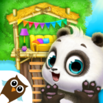 Panda Lu Treehouse – Build & Play with Tiny Pets 1.0.500 (Mod Unlimited Money)