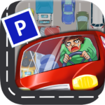 Parking Panic : exit the red car 31 (Mod Unlimited Money)