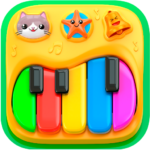 Piano for babies and kids 1.3 (Mod Unlimited Money)