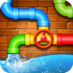 Pipe Lines Puzzle 1.1.162 (Mod Unlimited Money)