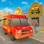 Pizza Delivery Van Driving Simulator 1.1.3 (Mod Unlimited Money)