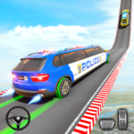 Police Limo Car Stunt Games : New Car Games 2020 2.6 (Mod Unlimited Money)