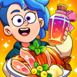 Potion Punch 2: Fantasy Cooking Adventures 1.8.5  (Mod Unlimited Money)