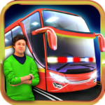 Road Driver: Free Driving Bus Games – Top Bus Game 1.0 (Mod Unlimited Money)