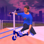 Scooter Freestyle Extreme 3D 1.70 (Mod Unlimited Money)