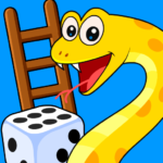 🐍 Snakes and Ladders Board Games 🎲 1.3 (Mod Unlimited Money)