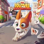 Solitaire Pets Adventure – Free Solitaire Fun Game 2.15.57 (Mod Unlimited Money)