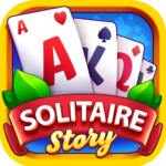 Solitaire Story – TriPeaks – Free Card Journey 3.21.1 (Mod Unlimited Money)