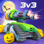 Tanks A Lot! – Realtime Multiplayer Battle Arena 2.96  (Mod Unlimited Money)