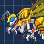 Toy Jurassic Robot Bee 2.5 (Mod Unlimited Money)