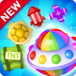 Toy Party: Pop and Blast Blocks in a Match 3 Story 2.2.00 (Mod Unlimited Money)